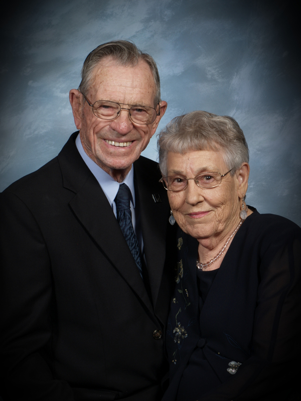 ***Jim and Ruth Perry recent photo