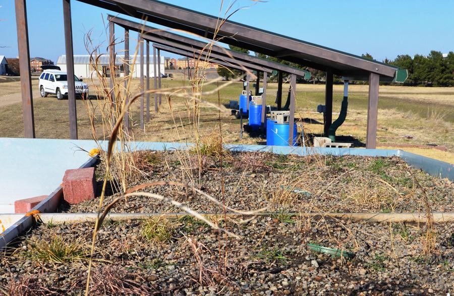 Practices reduce stormwater runoff, pollutants
