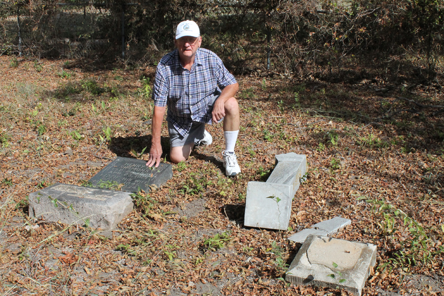 Cemetery access takes prior planning, patience