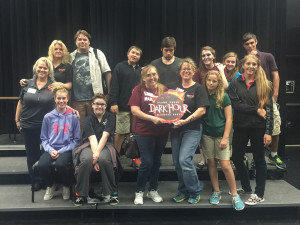 The new Wylie High School production of 'The Haunt' will debut this month as students seek to scare those who dare to enter their haunted house.