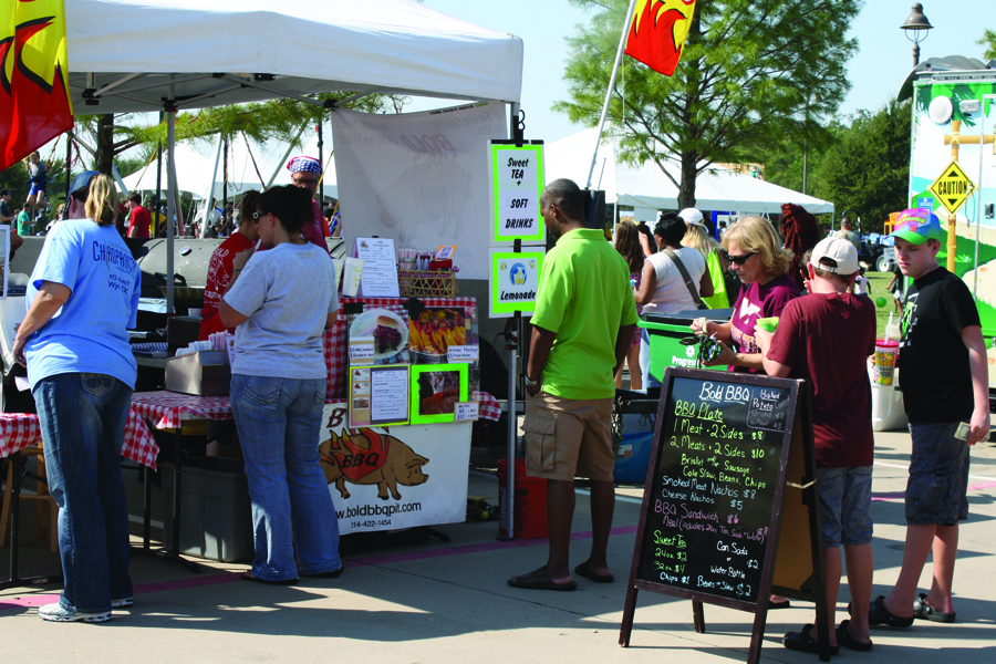 Shop local: Fall fairs offer fresh assortment of goodies