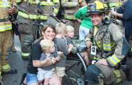 Firefighters remember 9/11