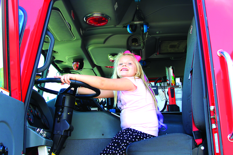 New fire station opens in Lucas