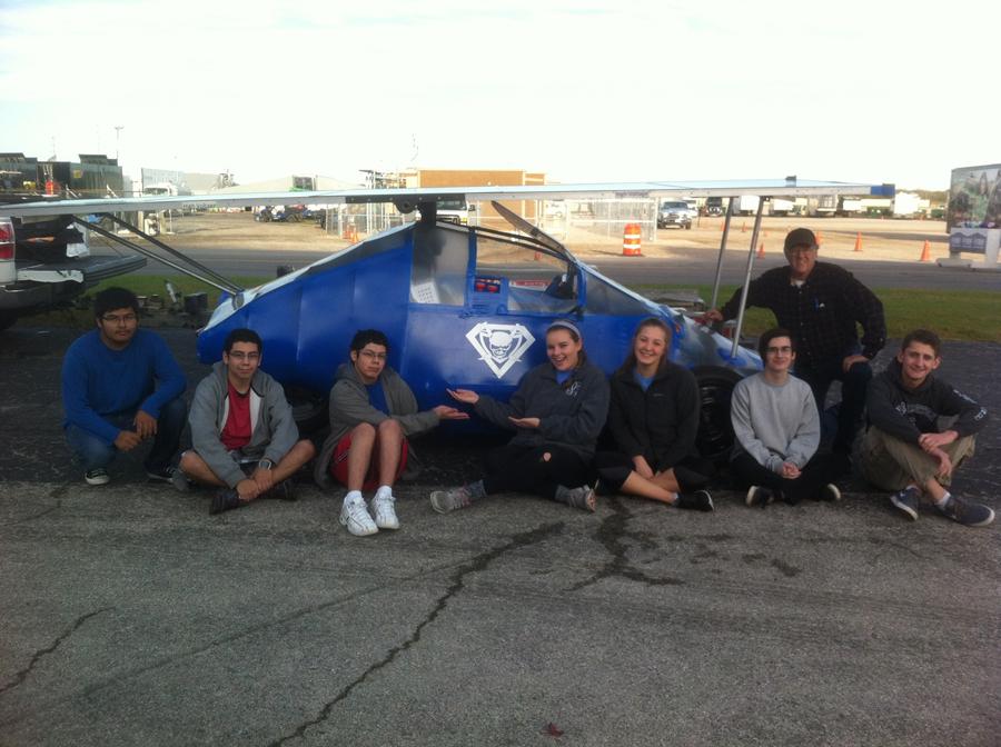 Solar Car Club shines at TMS