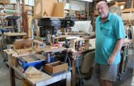Wylie woodworker follows life's design