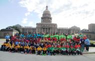Students travel to Austin