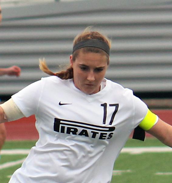 Despite inexperience, Lady Pirates still aim to win district title