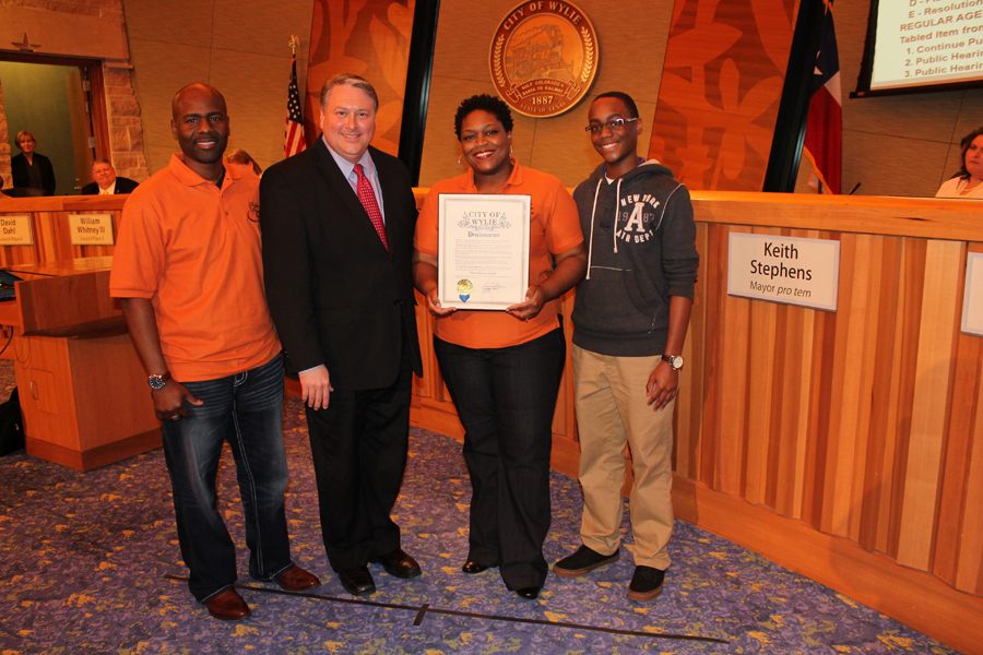 Zoning changes presented, Black History Month recognized