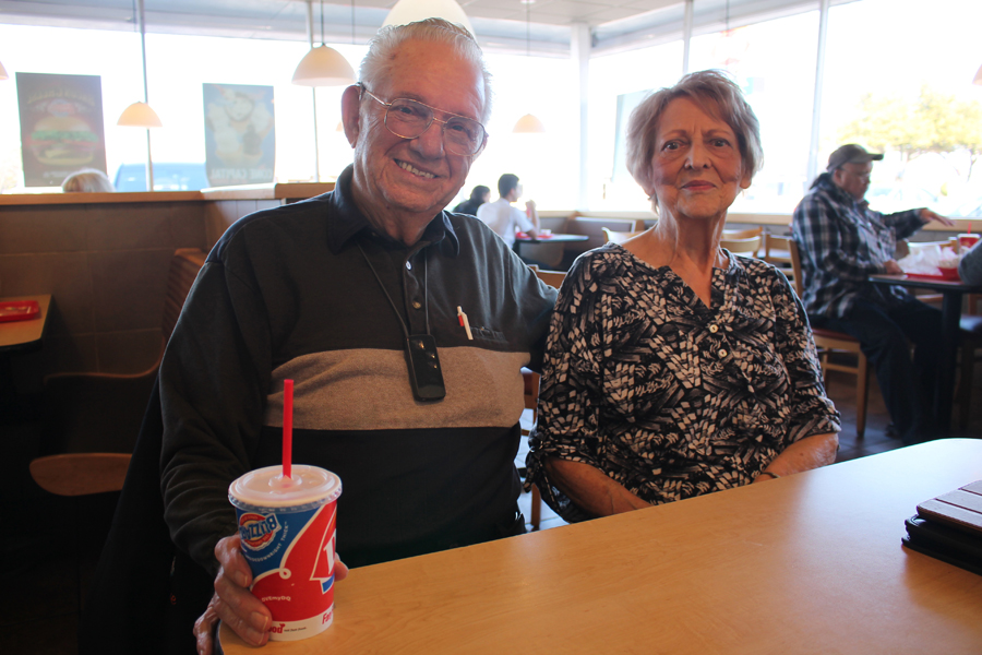 A lifetime of love, faith and DQ