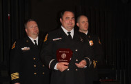 Fire- Rescue honored at annual banquet