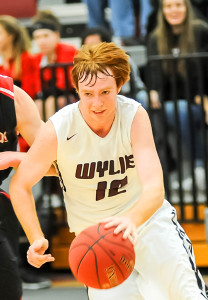 Wylie senior Noah Whitworth was named the District 10-5A MVP after leading the Pirates to another playoff appearance.