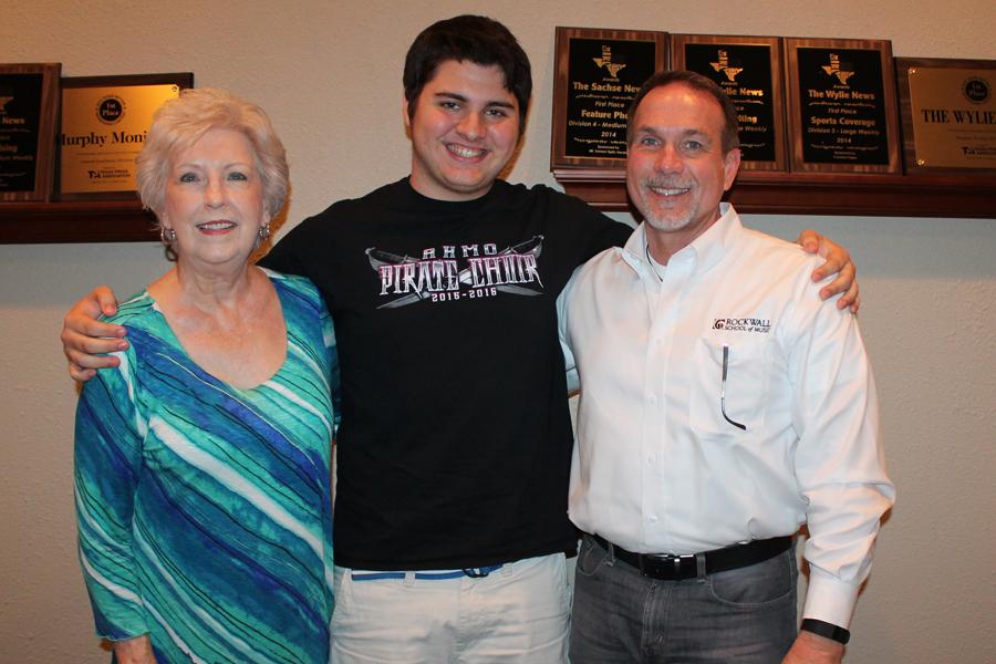WHS senior pursues vocal dreams