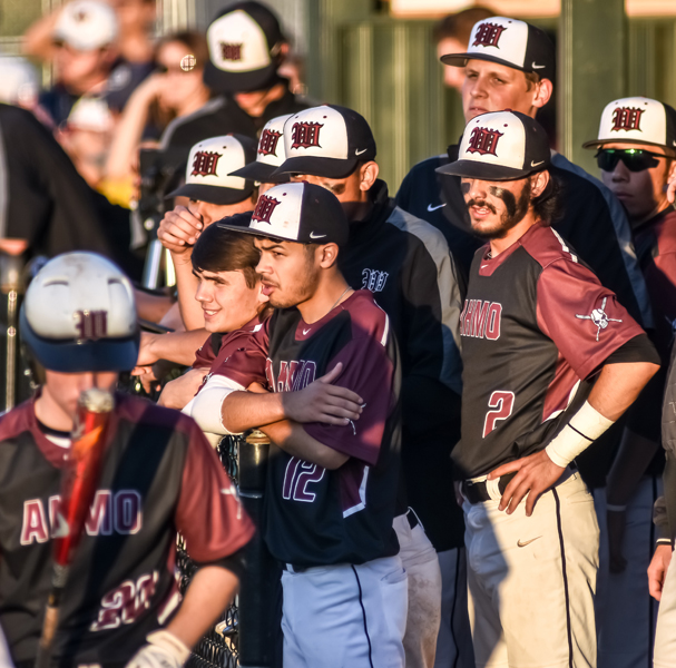 Wylie baseball sweeps Frisco to set up second-round date with Royse City