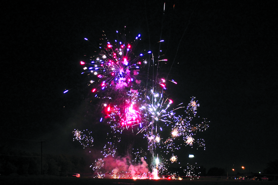 Area Fourth of July events start this week