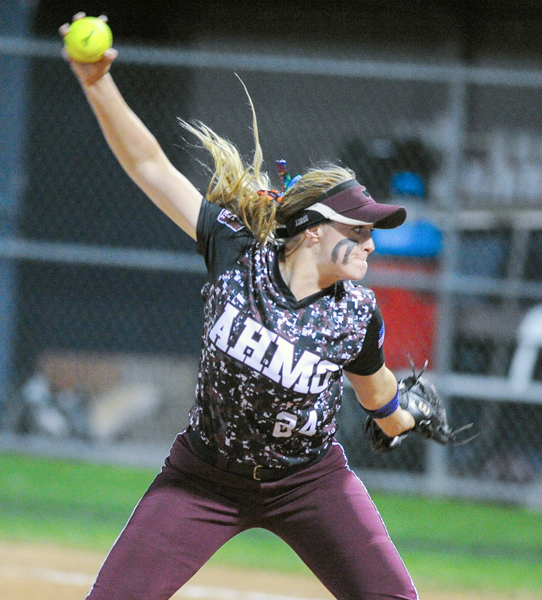 Wylie's Brooke Dumas named 10-5A MVP