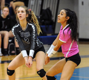 Volleyball practices tip off Aug. 1
