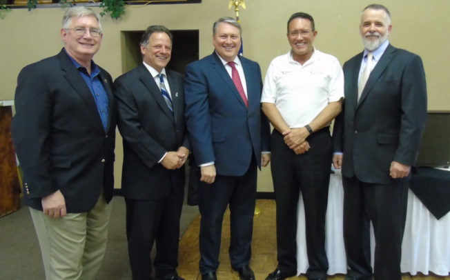 Mayors gather to celebrate successes