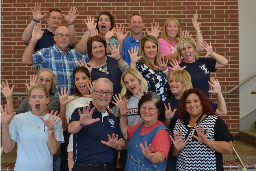 Wylie East celebrates 10-year anniversary