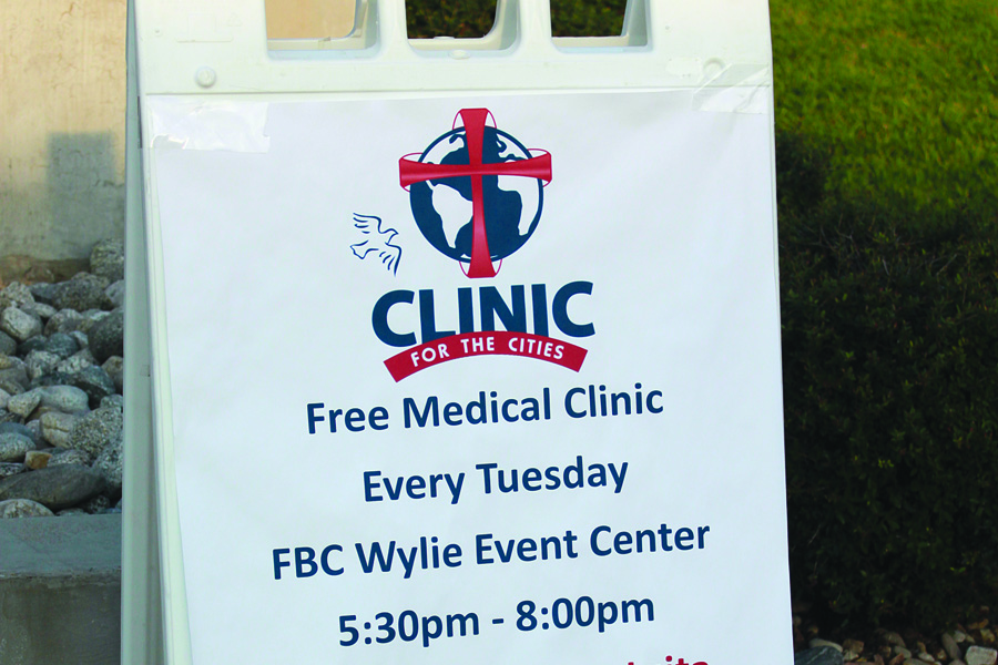 Church-based clinic helps those in need