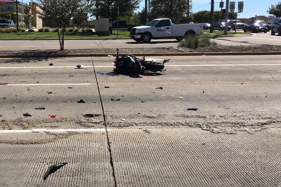 Wylie motorcyclist killed on FM 544