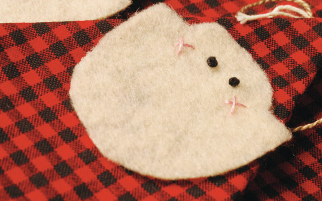 Holiday craft fair how-to
