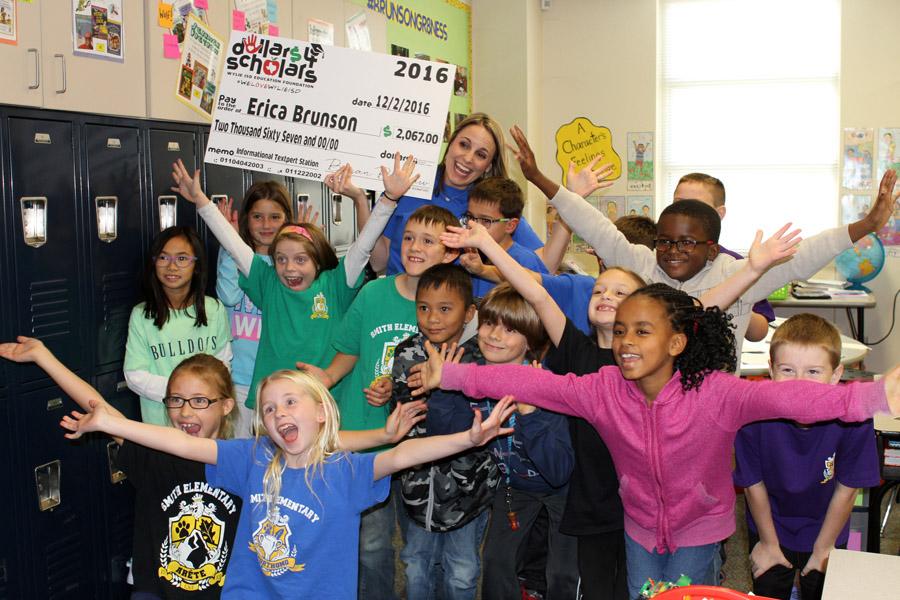 Grants awarded to Wylie teachers