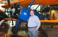 Second career takes flight at museum