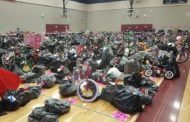 Wylie Way delivers Christmas gifts to 286 families