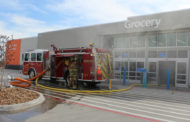 Princeton Walmart suffers severe damage after fire; suspect arrested