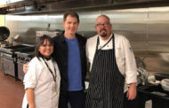 544 Cafe gets surprise visit from celebrity