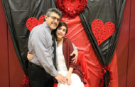 Dads, daughters dance at Davis