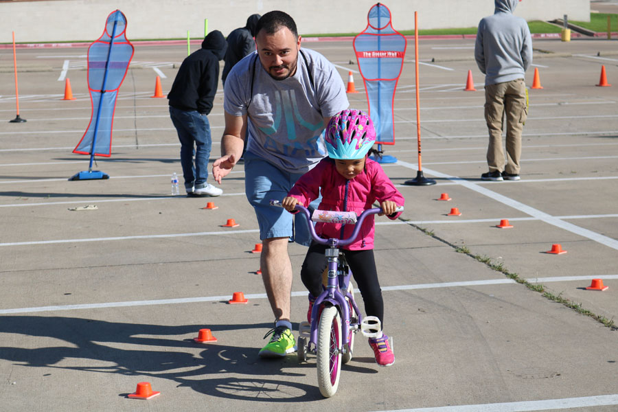 Bike rodeo teaches safety, skills
