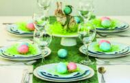 A spring-inspired Easter brunch