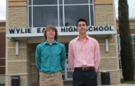 WEHS announces top two for Class of 2017