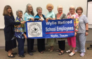 Wylie Retired School Employees look to serve the community