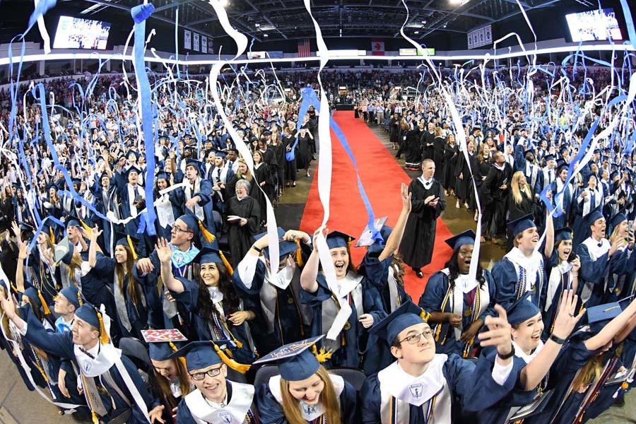 WEHS graduates 403