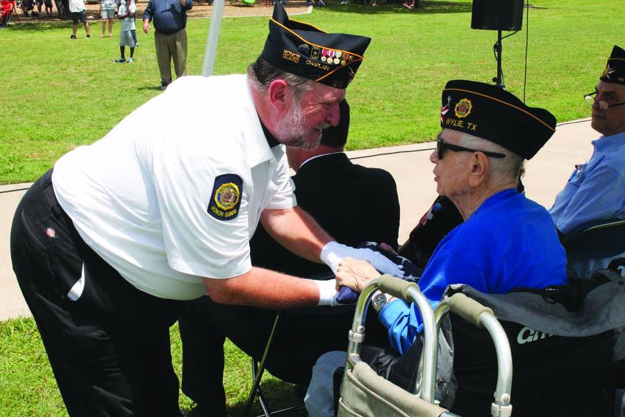 Veterans remembered