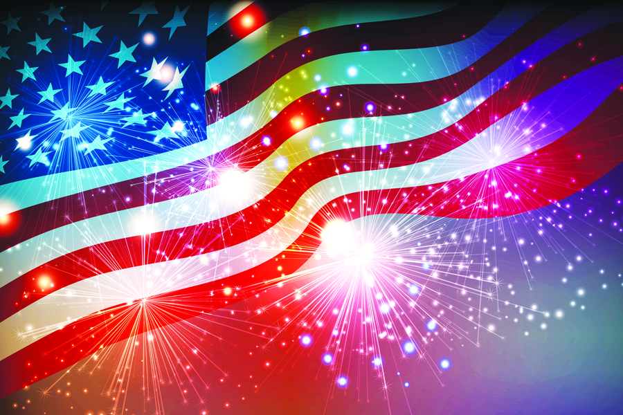 Freedom explodes with splendor at Independence Day events