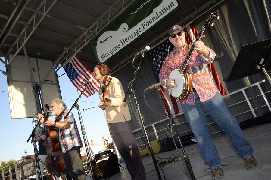 Bluegrass on Ballard tunes up Saturday