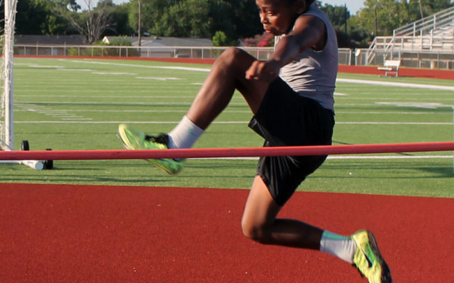 Wylie athletes off to Junior Olympics in Kansas