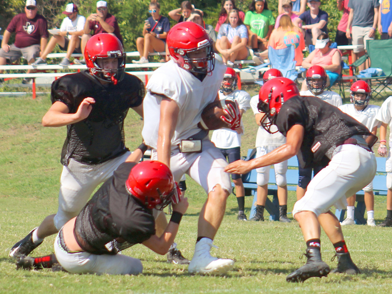 WPA football has high expectations, tough schedule