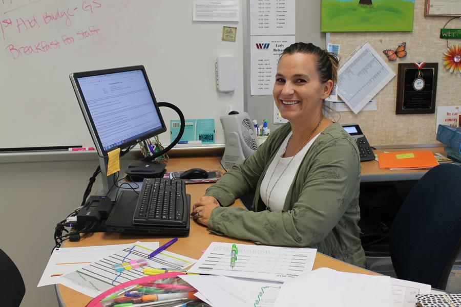 Teachers plan, prepare for new school year