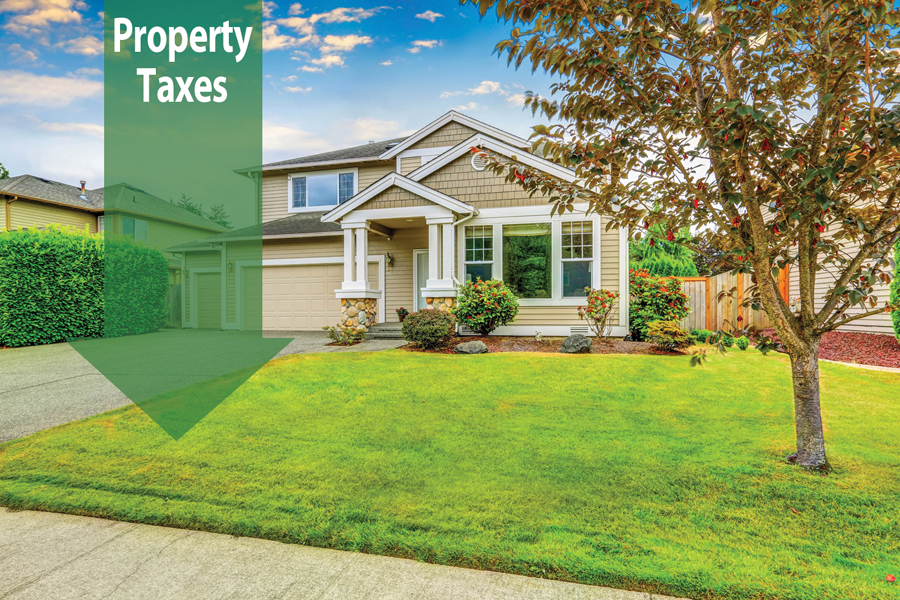 Certified property tax values rise