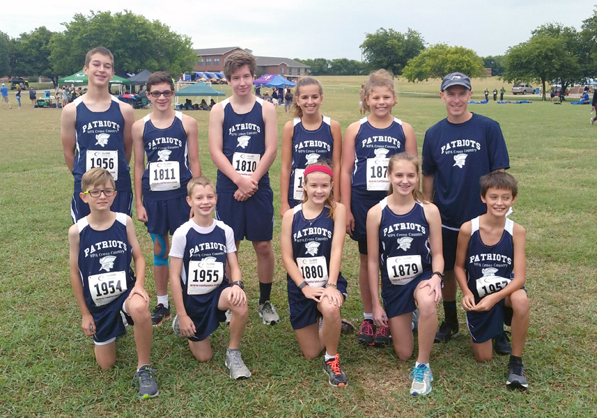 Wylie Prep cross country team debuts at Waxahachie meet