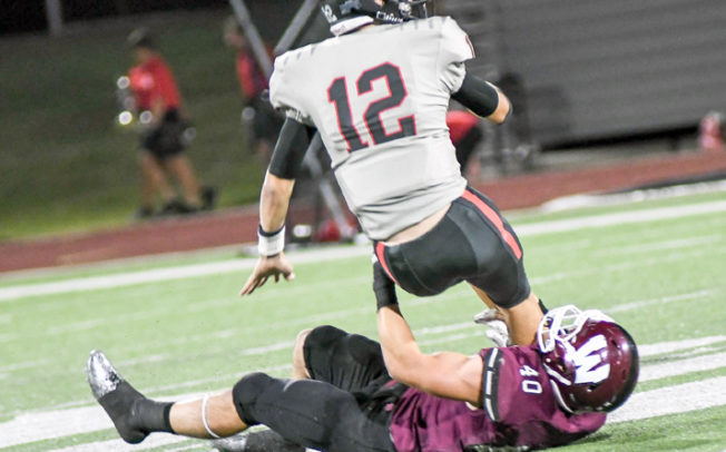 Pirates head into bye off tough win against Wildcats