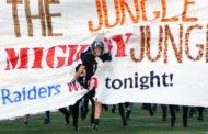 Raiders knock off Hallsville 28-24