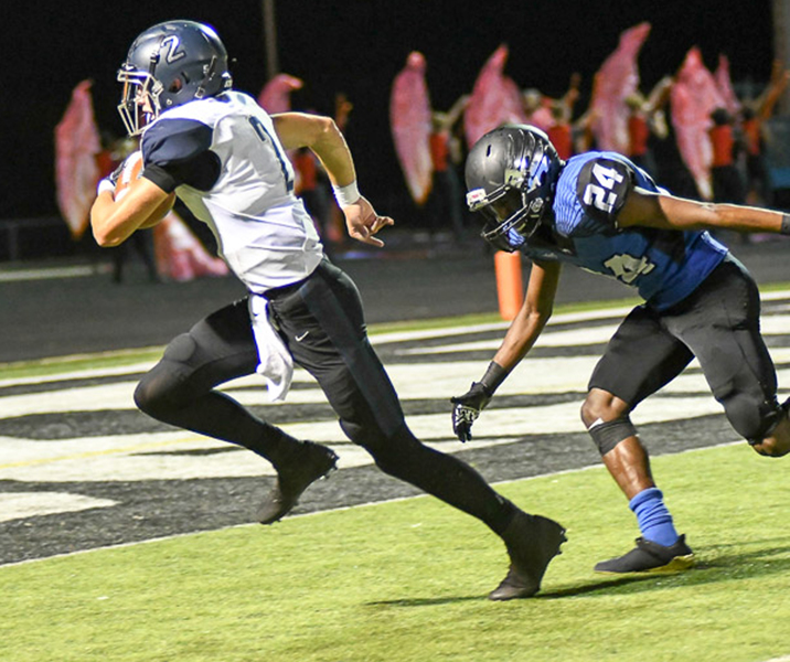 East hosts Poteet less than a week after shootout in Forney