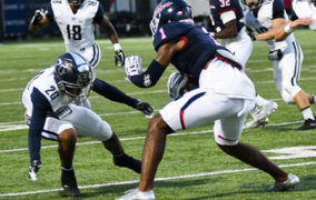 Raiders open 15-5A season at North Forney