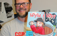 Teacher pens children's book
