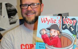 Teacher pens children's book